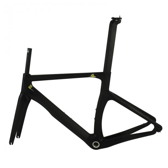 HQR19 carbon fiber road bike frame